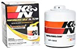 K&N Premium Oil Filter: Protects your Engine: Compatible with Select FORD/LINCOLN/TOYOTA/VOLKSWAGEN Vehicle Models (See Product Description for Full List of Compatible Vehicles), HP-1002